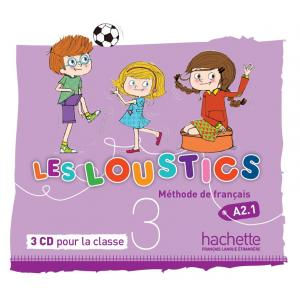 Les Loustics 3 audio CD PL