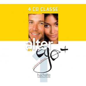 Alter Ego+ 1 audio CD PL