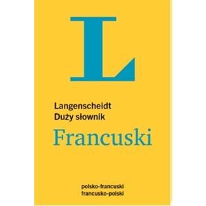 Langenscheidt Duży Słownik Francuski