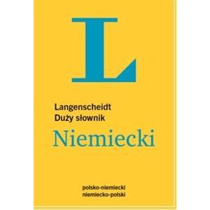 Langenscheidt Duży Słownik Niemiecki