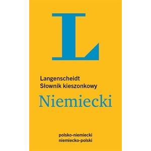 Langenscheidt. Słownik Kieszonkowy Niemiecko-Polsko-Niemiecki
