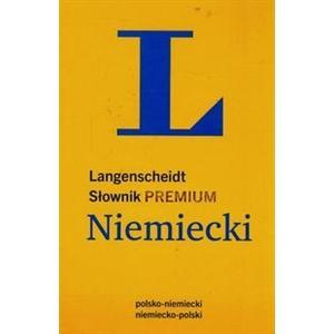 Langenscheidt Słownik PREMIUM Niemiecko-Polsko-Niemiecki