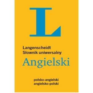 Langenscheidt Słownik Uniwersalny Angielsko-Polsko-Angielski