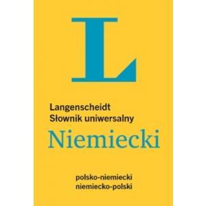 Słownik Uniwersalny Niemiecko-Polsko-Niemiecki