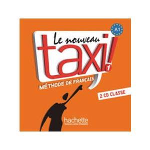 Le Nouveau Taxi! 1. CD do Podręcznika