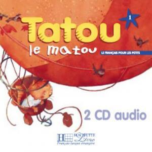 Tatou le Matou 1.  CD dla Klasy