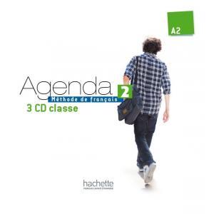Agenda 2 płyty CD PL (zestaw audio dla nauczyciela)