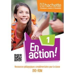 En Action 1 ressources pedagogiques DVD-Rom