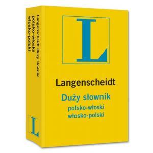 Duży Słownik Włosko-Polsko-Włoski