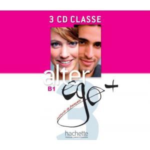 Alter Ego+ 3 audio CD PL