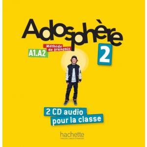 Adosphere 2. CD do Podręcznika