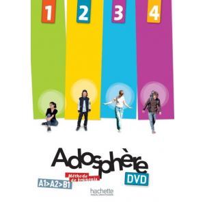 Adosphere 1/2/3/4 DVD PL