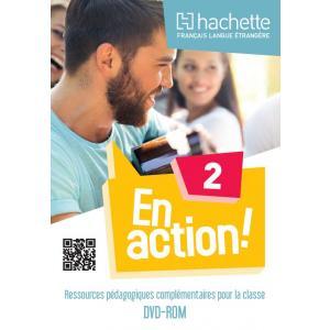 En Action 2. Zestaw Metodyczny dla Nauczyciela na DVD-ROM