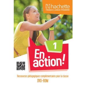 En Action 1 zestaw metodyczny dla Nauczyciela (DVD-Rom) PL
