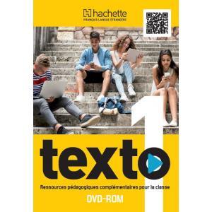 Texto 1 zestaw metodyczny dla Nauczyciela (DVD-Rom) PL