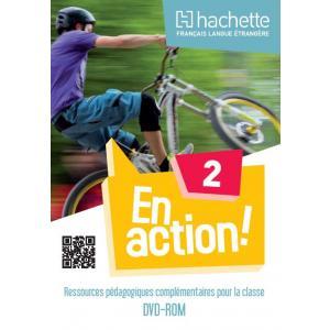 En Action 2 zestaw metodyczny dla Nauczyciela (DVD-Rom)
