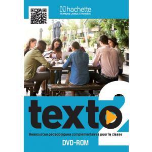 Texto 2 zestaw metodyczny dla Nauczyciela (DVD-Rom)