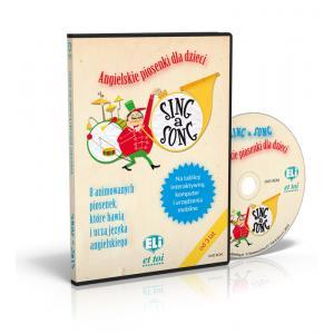 Sing a Song DVD-ROM. Angielskie Piosenki Karaoke dla Dzieci