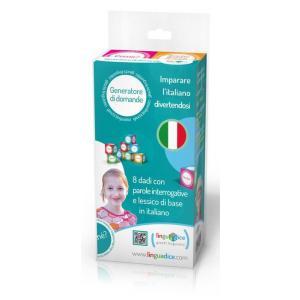 Gra Językowa. Włoski. Generatore di Domande