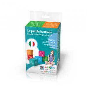 Gra Językowa. Włoski. Le Parole in Azione