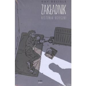 Zakładnik /komiks/