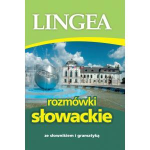 Rozmówki słowackie ze słownikiem i gramatyką wyd.1