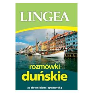 Rozmówki duńskie ze słownikiem i gramatyką wyd.2