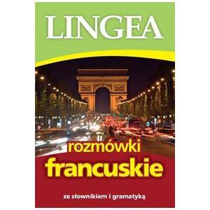 Rozmówki francuskie ze słownikiem i gramatyką wyd.5