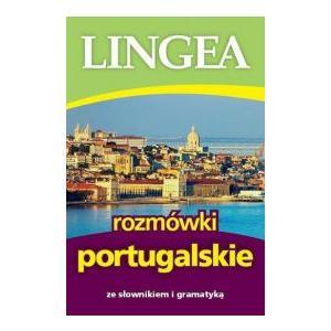 Rozmówki portugalskie ze słownikiem i gramatyką wyd.4