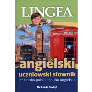 Uczniowski Słownik angielsko-polski i polsko-angielski