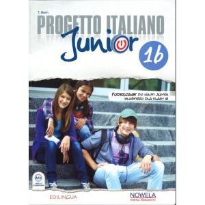 Progetto italiano Junior 1B kl. 8 (podręcznik wieloletni) - NPP
