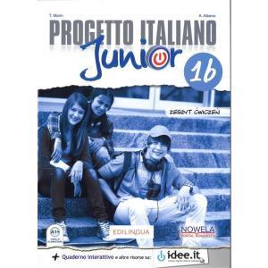 Progetto italiano Junior 1B kl. 8 (materiał ćwiczeniowy) - NPP