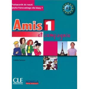Amis et compagnie 1 kl. 7  (podręcznik wieloletni) - NPP