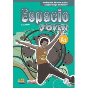Espacio Joven A1 kl. 7 Podręcznik+ CD + Minirepetytorium