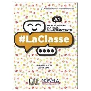 LaClasse A1 podręcznik + audio online Reforma 2019