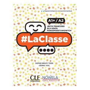LaClasse A1+/A2 podręcznik + audio online Reforma 2019