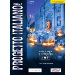 Nuovo Progetto Italiano 1A. Podręcznik + Audio Online