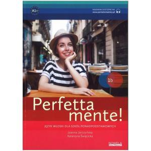Perfettamente! 1b podręcznik + zawartość online ed. 2019