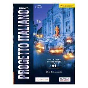 Nuovissimo Progetto Italiano 1A podręcznik + zawartość online ed. PL