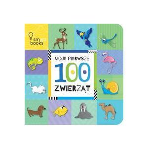 Moje pierwsze 100 zwierząt