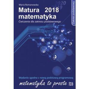 Matura 2018 Matematyka Ćwiczenia Zakres podstawowy