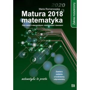 Matura 2018 Matematyka Zakres rozszerzony