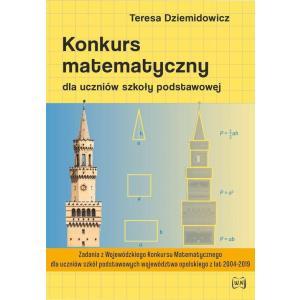 Konkurs matematyczny dla uczniów szkoły podstawowej wydanie II rozszerzone