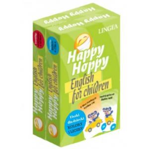 Happy Hoppy. English for Children. Fiszki dla Dzieci. Pakiet