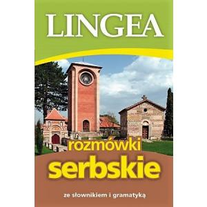 Rozmówki serbskie ze słownikiem i gramatyką wyd.2