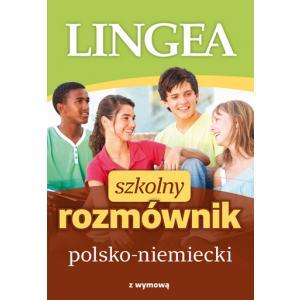 Lingea Szkolny Rozmównik Polsko-Niemiecki
