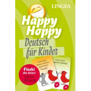Happy Hoppy Deutsch fur Kinder. Fiszki dla dzieci (cechy i relacje)