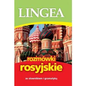 Rozmówki Rosyjskie Ze Słownikiem i Gramatyką