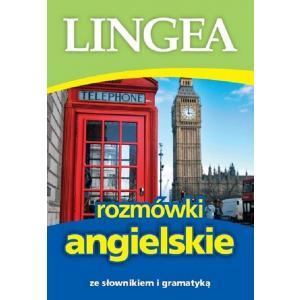 Rozmówki angielskie ze słownikiem i gramatyką wyd.8