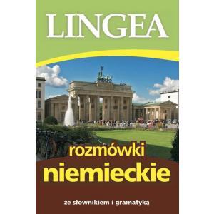 Rozmówki Niemieckie Ze Słownikiem i Gramatyką